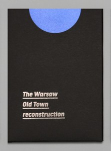 The Warsaw Old Town reconstruction (EN, FR, ES)